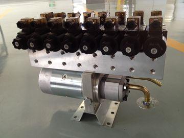 Προσαρμοσμένες οριζόντιες 8 μονάδες υδραυλικής δύναμης σταθμών 24V με την κατευθυντική βαλβίδα
