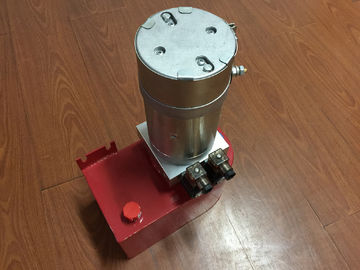 Κατακόρυφος που τοποθετεί τις μονάδες ΣΥΝΕΧΟΥΣ υδραυλικής δύναμης 12 βολτ 210 φραγμός για forklift με τη διαφορετική ταχύτητα