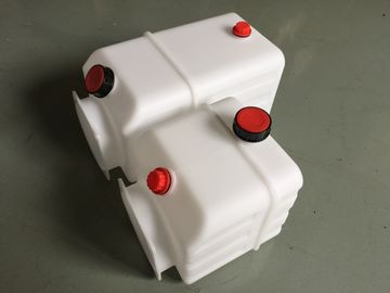 Κάθετη να τοποθετήσει πλαστική υδραυλική δεξαμενή πετρελαίου 18L για τις μονάδες δύναμης